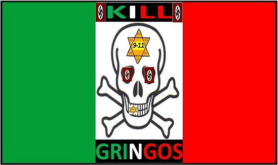 Meet The Indigenous Mexican Chicano Socialist Nazi Party Of Mexico