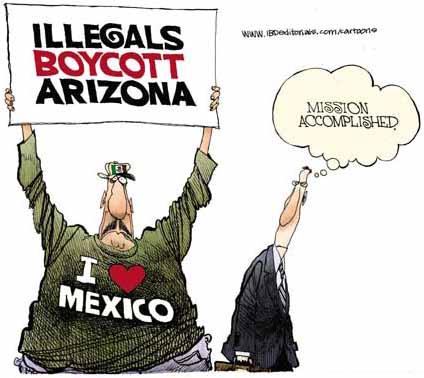 Whats wrong with illegal immgration?